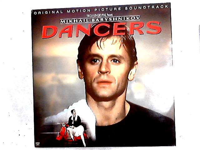 Mikail Baryshnikov - Dancers (Original Motion Picture Soundtrack) LP by Pino Donaggio
