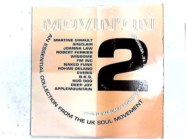 Movin' On 2 2LP Comp by Various