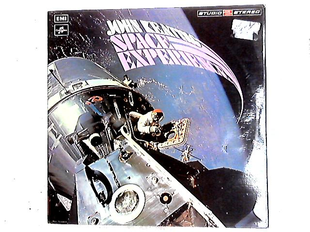 Space Experience LP by John Keating