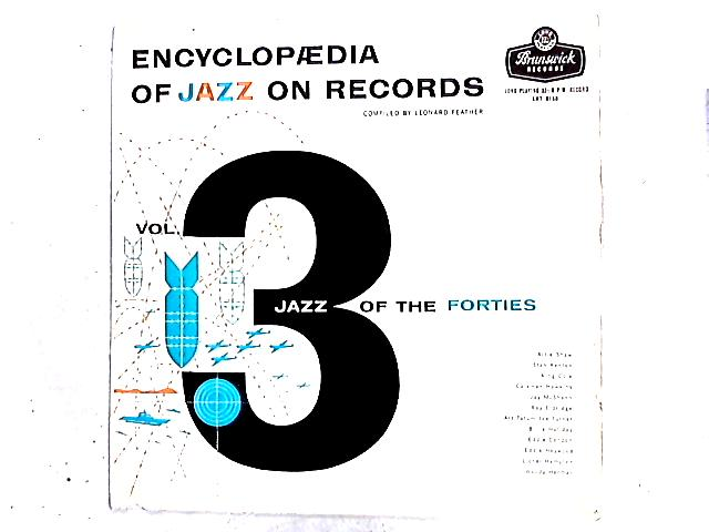 """Encyclopædia Of Jazz On Records - Vol. 3 """"Jazz Of The Forties"""" Comp by Various"""