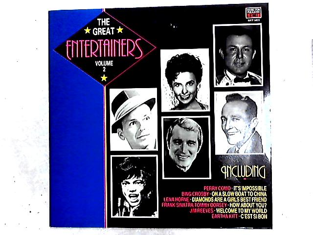 The Great Entertainers Volume 2 Comp by Various
