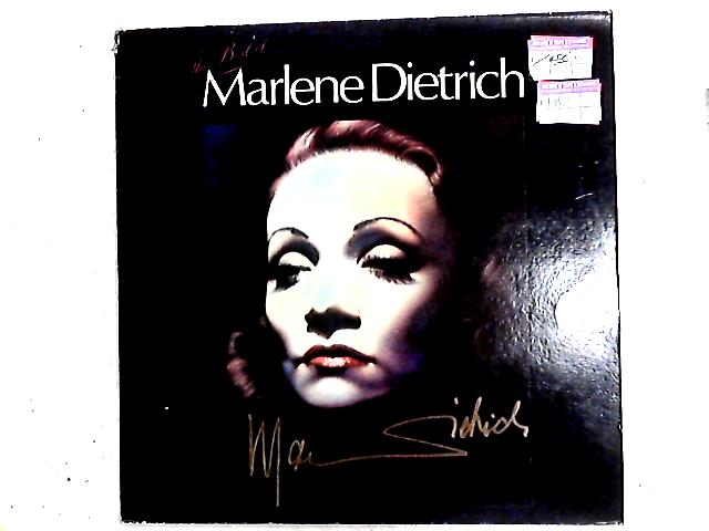 The Best Of Marlene Dietrich Comp By Marlene Dietrich