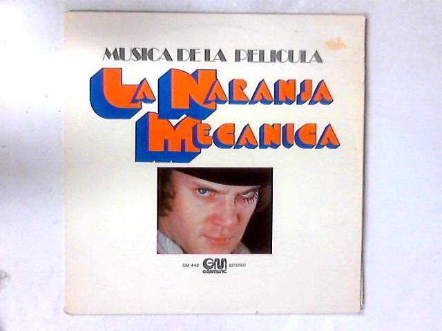 Música De La Película - La Naranja Mecánica LP By Berliner Symphoniker