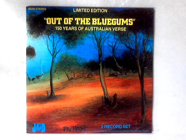 Out Of The Bluegums - 150 Years Of Australian Verse 2xLP COMP By Various