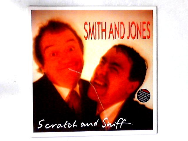 Scratch And Sniff LP By Mel Smith And Griff Rhys-Jones