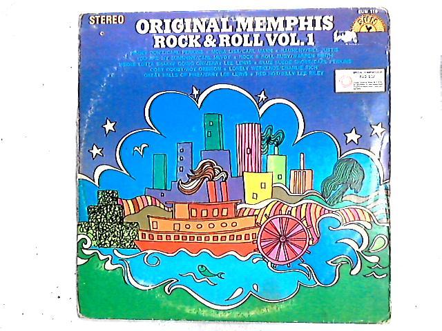 Original Memphis Rock Amp Roll Vol 1 Comp Various 1970