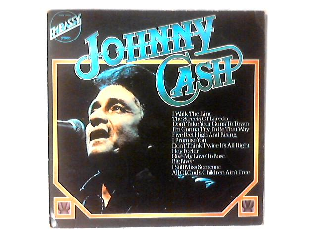 Johnny Cash LP by Johnny Cash