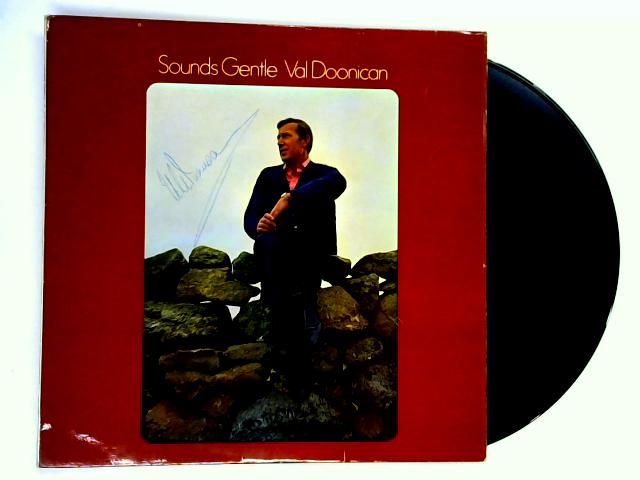 Sounds Gentle LP 1st SIGNED By Val Doonican