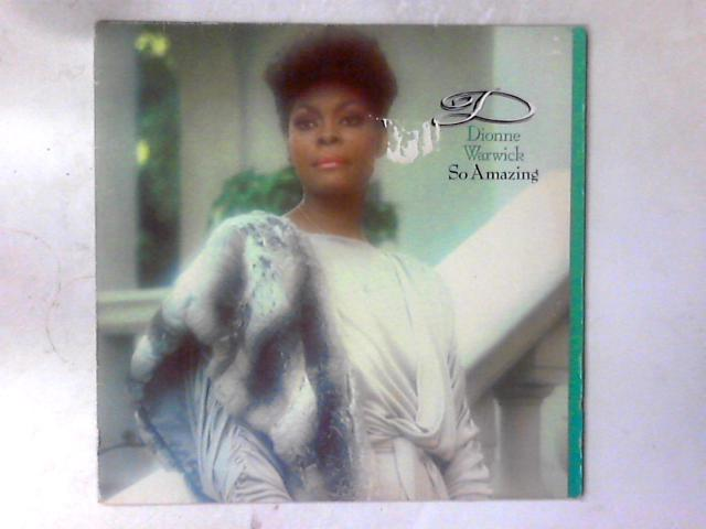 How Many Times Can We Say Goodbye LP By Dionne Warwick