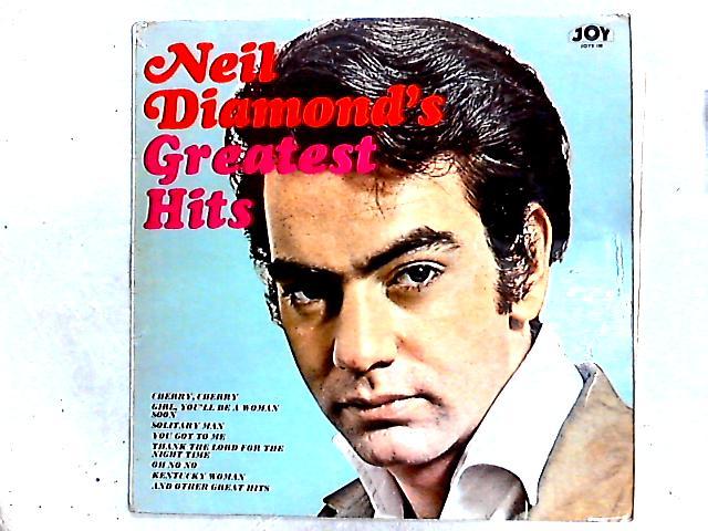 Neil Diamond's Greatest Hits comp by Neil Diamond