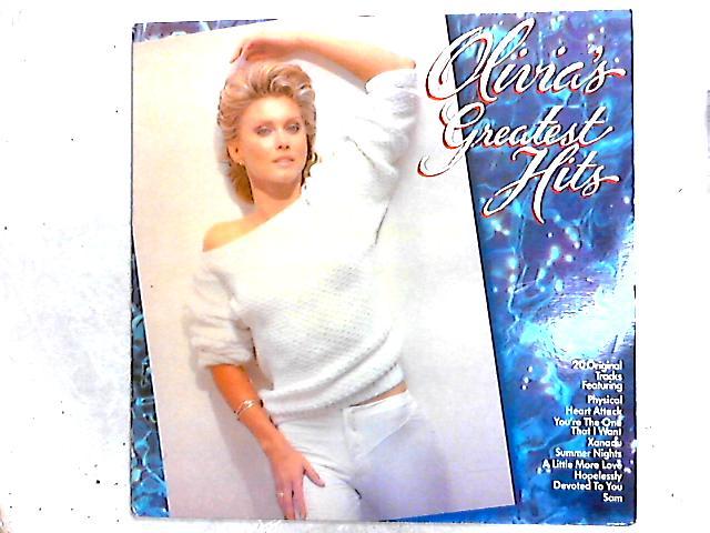 Greatest Hits Comp by Olivia Newton-John