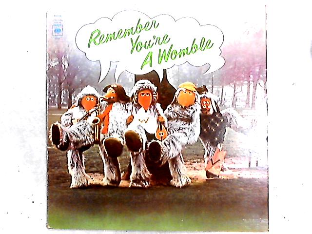 Remember You're A Womble LP by The Wombles