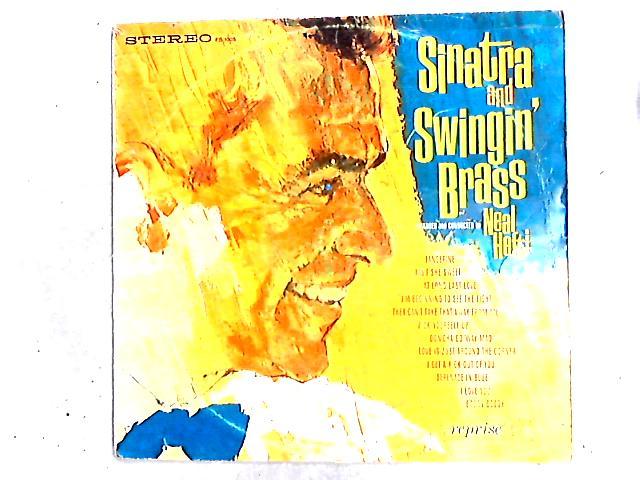 Sinatra And Swingin' Brass LP by Frank Sinatra