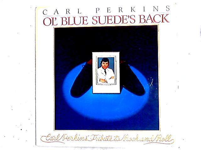 Ol' Blue Suede's Back LP by Carl Perkins