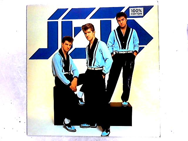 100% Cotton LP by The Jets