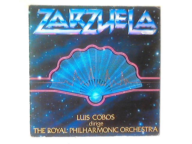 Zarzuela LP by Luis Cobos