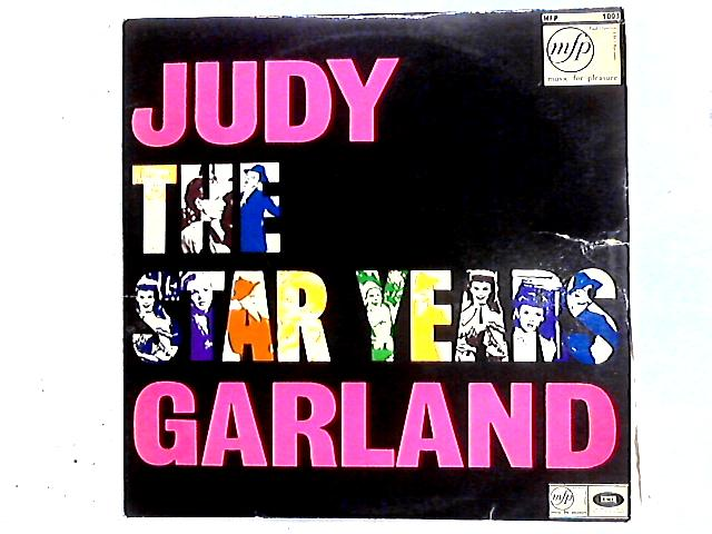 The Star Years Comp By Judy Garland