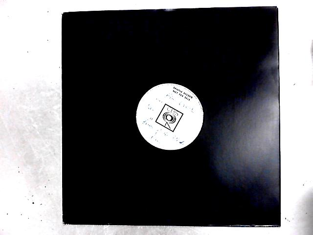 Father Of The Stride Piano LP Test Pressing NO SLEEVE by James Price Johnson