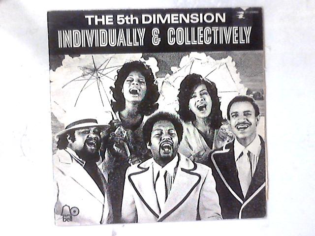 Individually & Collectively LP by The Fifth Dimension