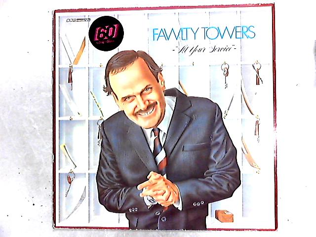 Fawlty Towers - At Your Service LP by John Cleese