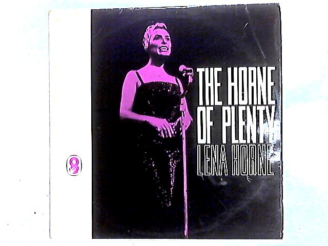 The Horne Of Plenty LP By Lena Horne