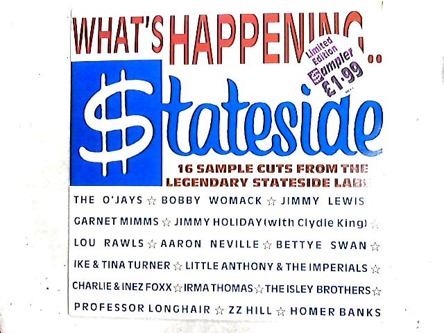 What's Happening...Stateside? Comp By Various