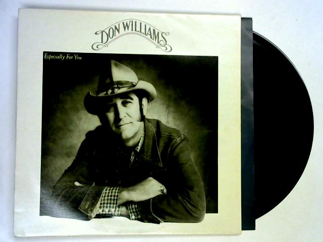 Especially For You LP 1st by Don Williams