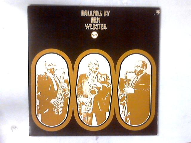 Ballads By Ben Webster 2xLP COMP by Ben Webster