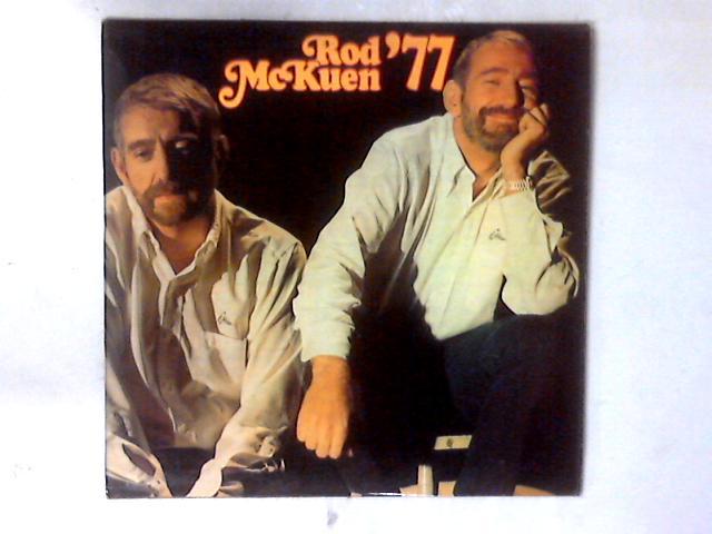 Rod McKuen '77 LP by Rod McKuen