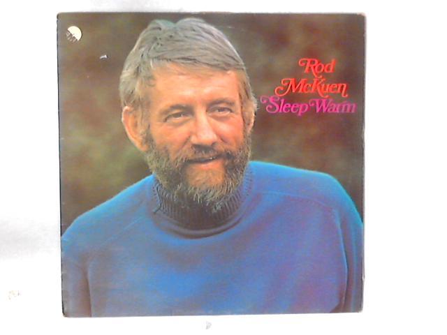 Sleep Warm LP by Rod McKuen