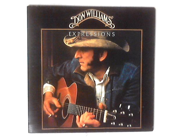 Expressions LP by Don Williams (2)