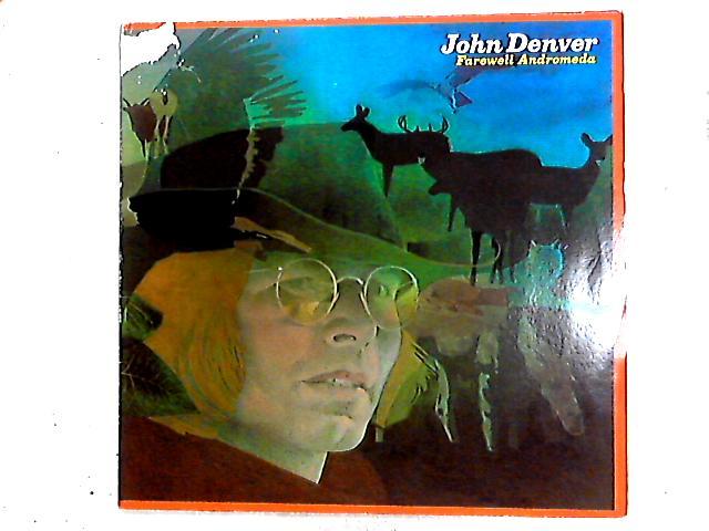 Farewell Andromeda LP by John Denver