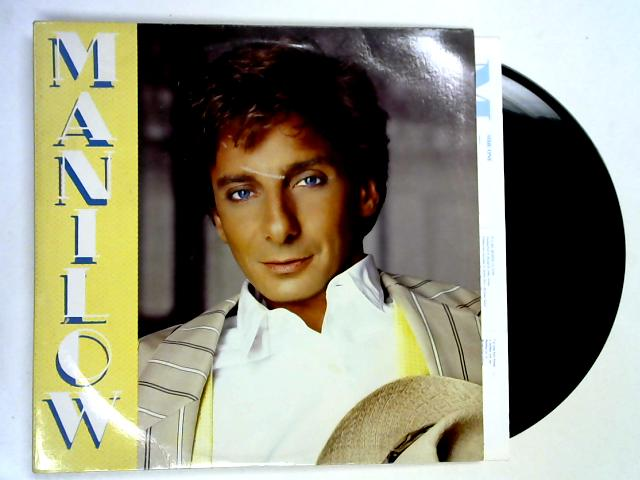 Manilow LP by Barry Manilow