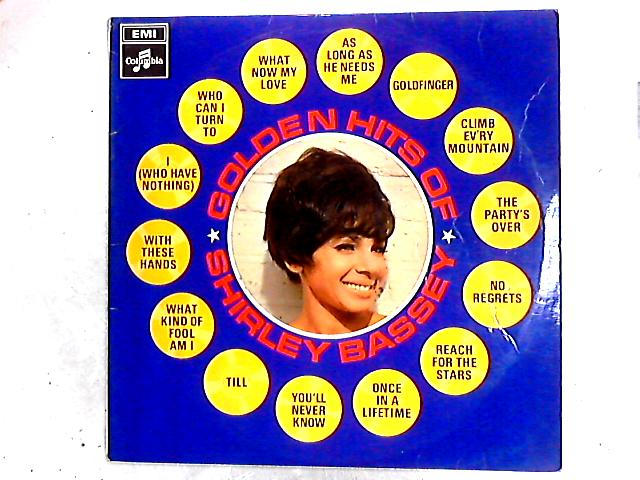Golden Hits Of Shirley Bassey Comp by Shirley Bassey