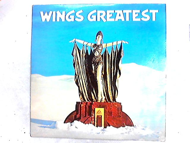 Wings Greatest Comp By Wings