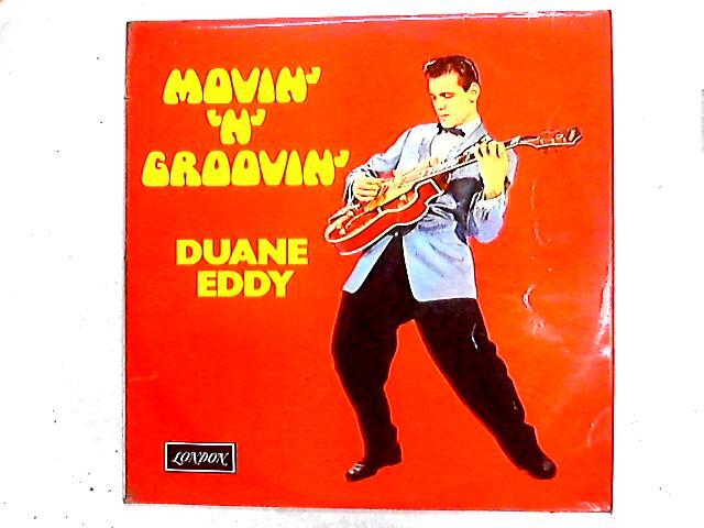 Movin' 'N' Groovin' LP by Duane Eddy