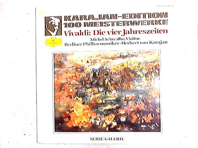 Die Vier Jahreszeiten LP by Antonio Vivaldi