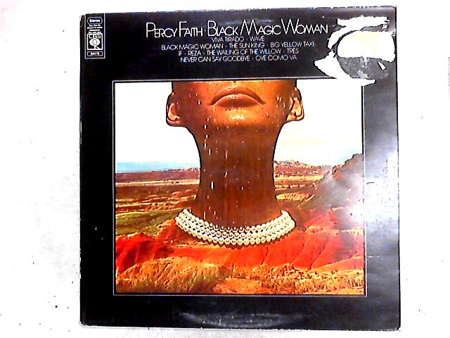 Black Magic Woman LP by Percy Faith & His Orchestra