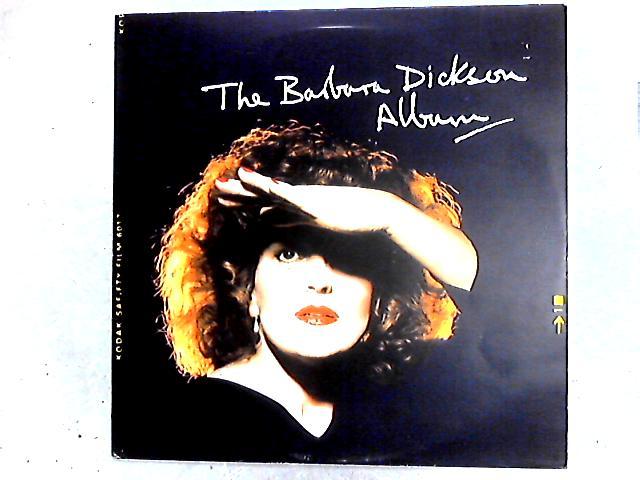 The Barbara Dickson Album LP by Barbara Dickson