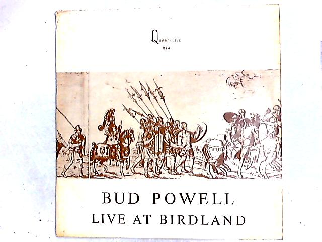 Live At Birdland LP by Bud Powell