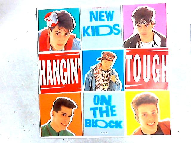 Hangin' Tough 12in by New Kids On The Block