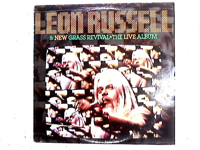 The Live Album LP by Leon Russell