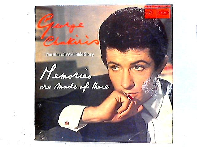 Memories Are Made Of These LP by George Chakiris