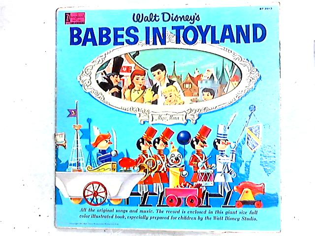 Walt Disney's Babes In Toyland LP Gat by Unknown Artist