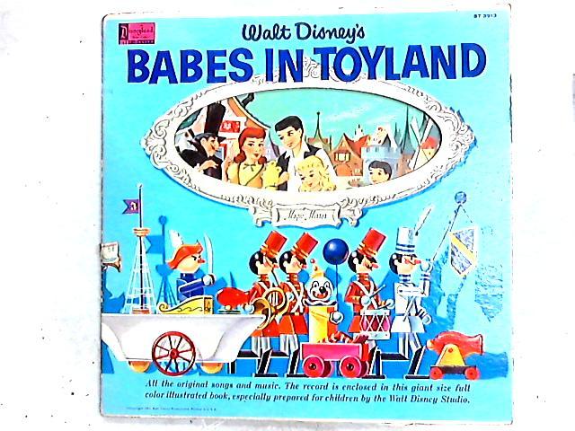 Walt Disney's Babes In Toyland LP Gat By Unknown Artist