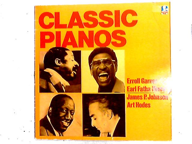 Classic Pianos Comp by Various