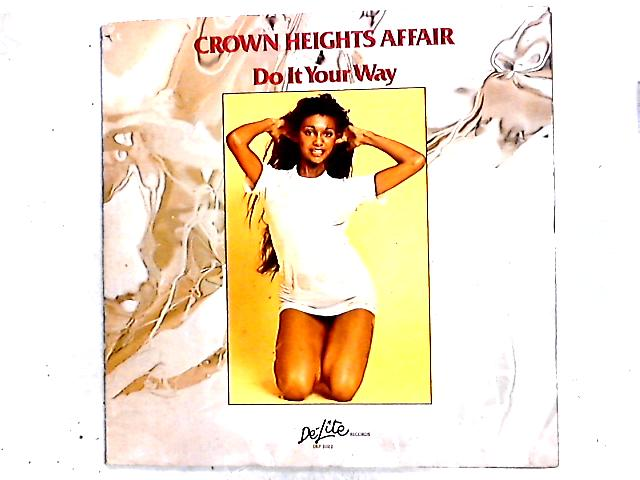 Do It Your Way LP by Crown Heights Affair