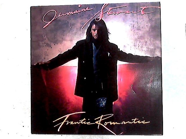 Frantic Romantic LP by Jermaine Stewart