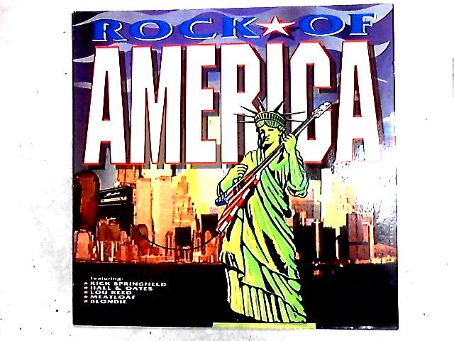 Rock Of America Comp by Various