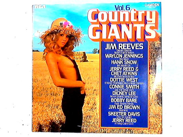 Country Giants Vol. 6 Comp by Various